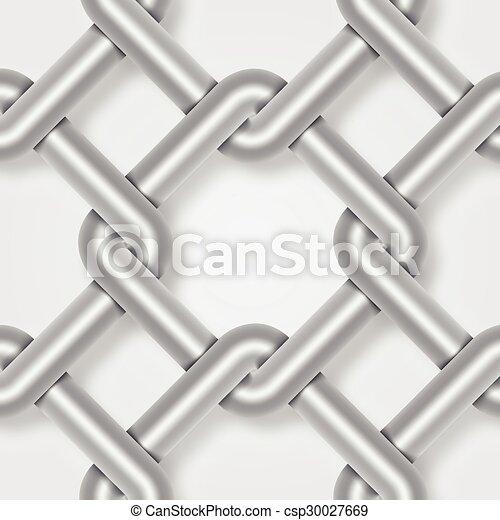 Stahl, vektor, weben, draht, hintergrund Clipart Vektor - Suchen Sie ...