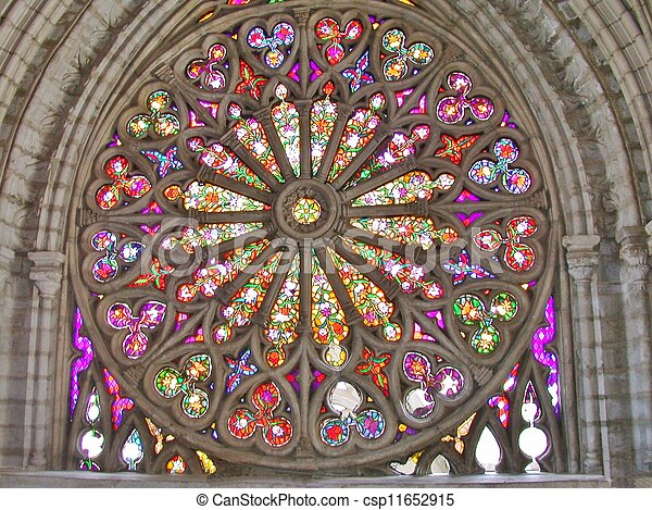 Stained glass - csp11652915