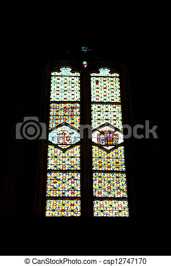 Stained glass - csp12747170