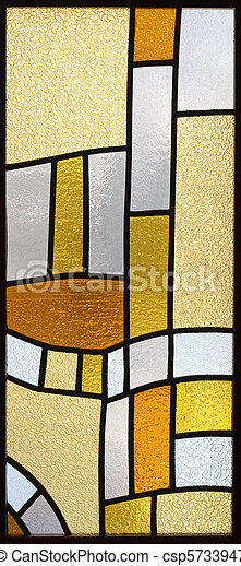 stained glass - csp5733947