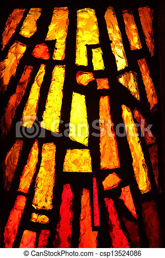 Stained glass - csp13524086