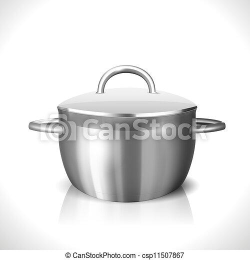 Stainless Pan - csp11507867