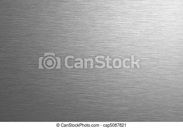 stainless steel background texture - csp5087821