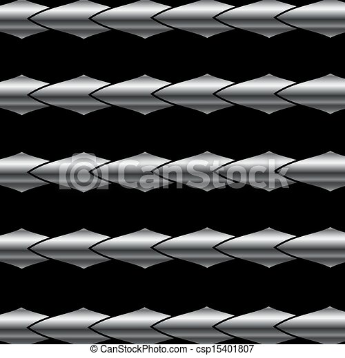 stainless steel background - csp15401807