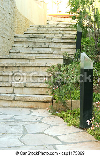 Treppe - csp1175369