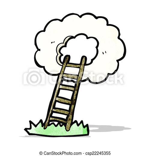 stairway to heaven cartoon clipart vector search illustration rh canstockphoto ie clipart heavenly father clipart heaven free