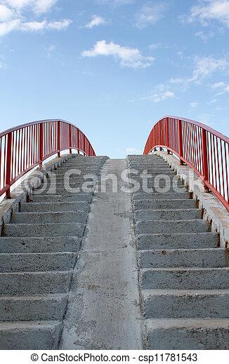 stairway to heaven - csp11781543