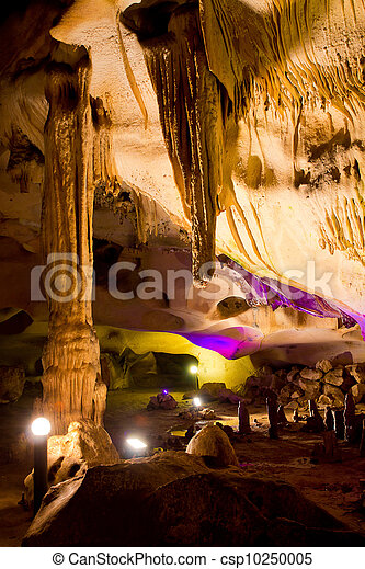 Stalactites in Orlova Chuka cave - csp10250005