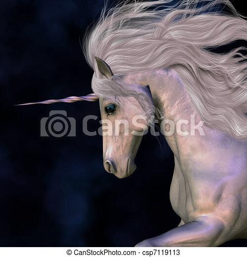 Stallion - csp7119113