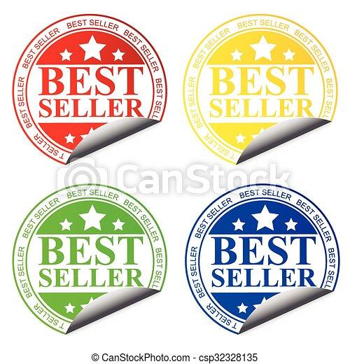 Stamp - Best Seller - csp32328135