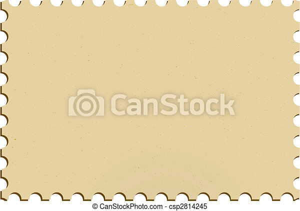 Stamp - csp2814245