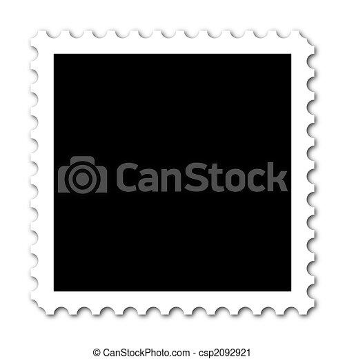 Stamp - csp2092921
