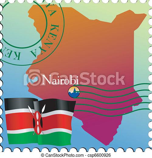 Stamp Of Capital Nairobi