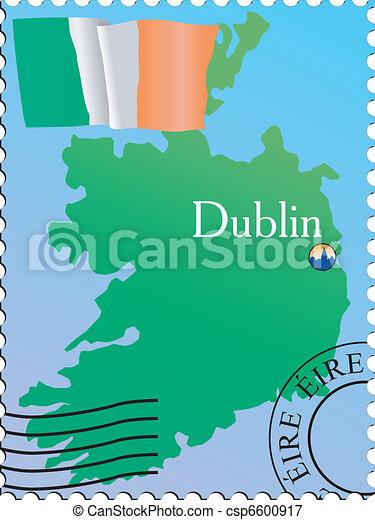 Stamp of capital - csp6600917