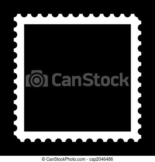 Stamp - csp2046486
