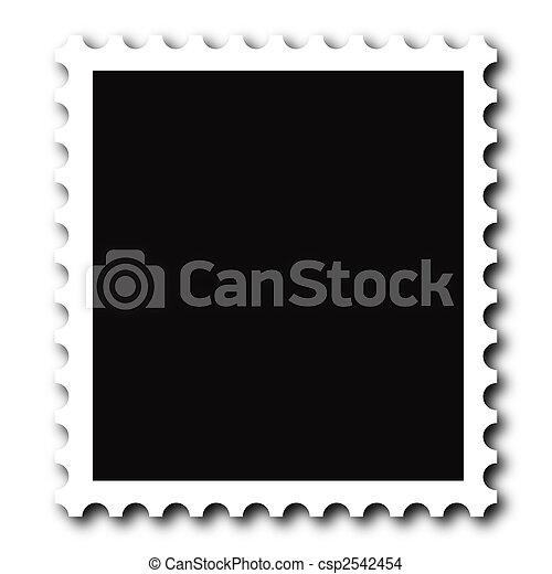 Stamp - csp2542454