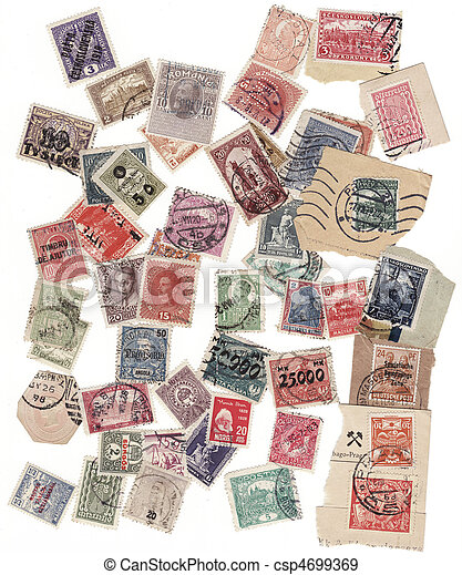 Stamps - csp4699369