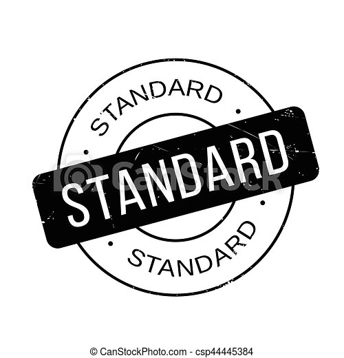 standard rubber stamp grunge design with dust scratches effects