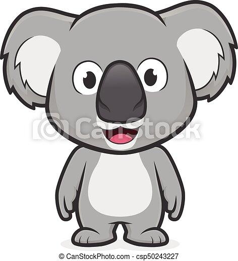 Standing koala standing immagine koala clipart for Piani di garage free standing