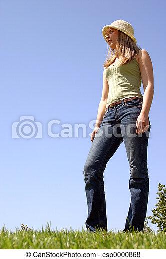 Standing Tall - csp0000868