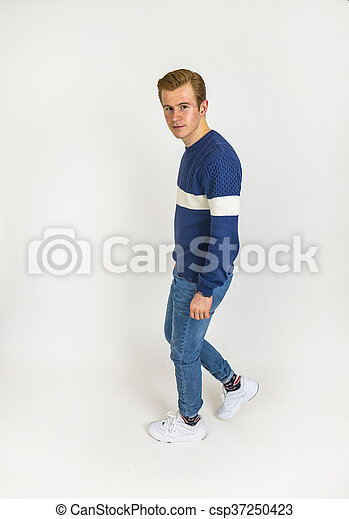 A Teen Boy in a Dress