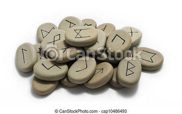 stapel, runestones - csp10486493