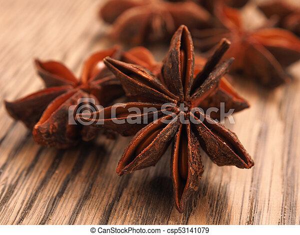 Star Anise Christmas Herbs