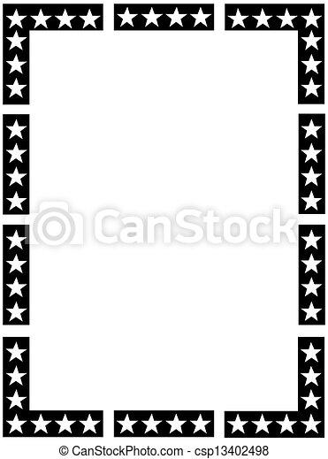 Star frame - csp13402498