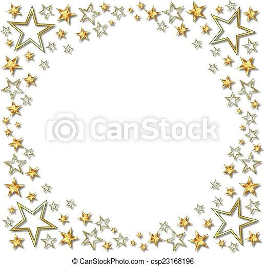star frame - csp23168196