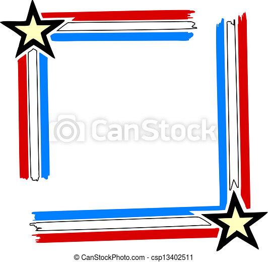 Star frame - csp13402511
