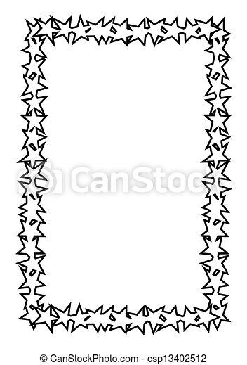 Star frame - csp13402512