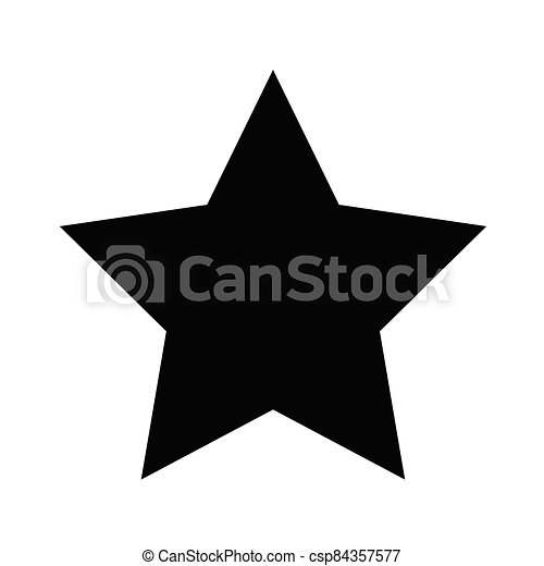 star icon - csp84357577