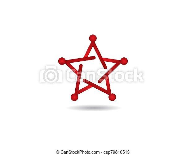 Star icon - csp79810513