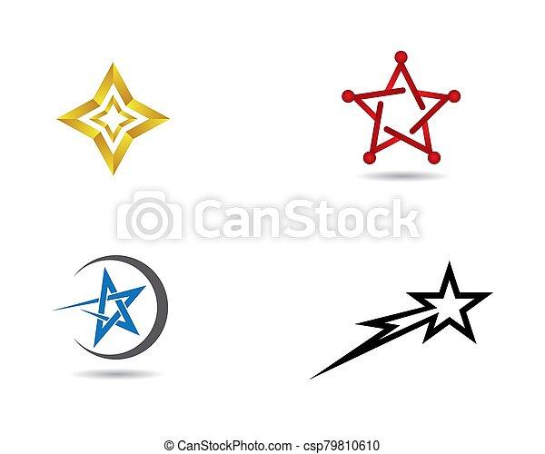 Star icon - csp79810610