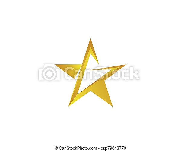 Star icon - csp79843770