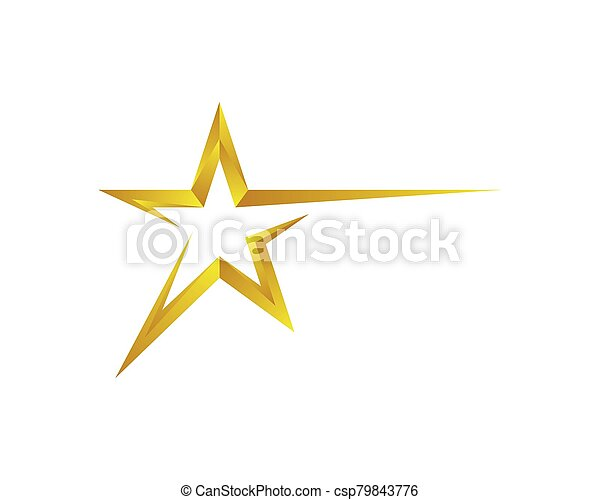 Star icon - csp79843776