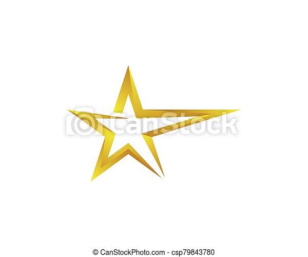 Star icon - csp79843780