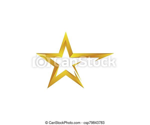 Star icon - csp79843783