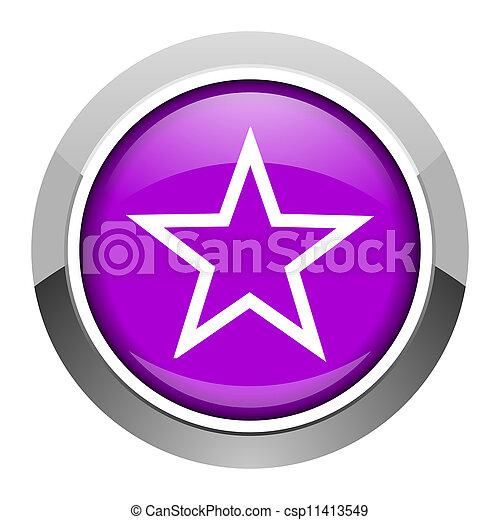 star icon - csp11413549