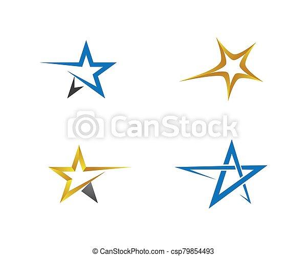 Star icon - csp79854493