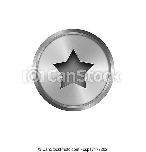 Star icon - csp17177202
