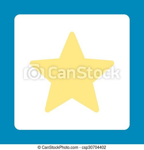 Star icon - csp30704402