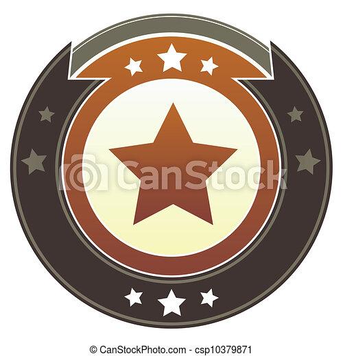Star imperial button - csp10379871