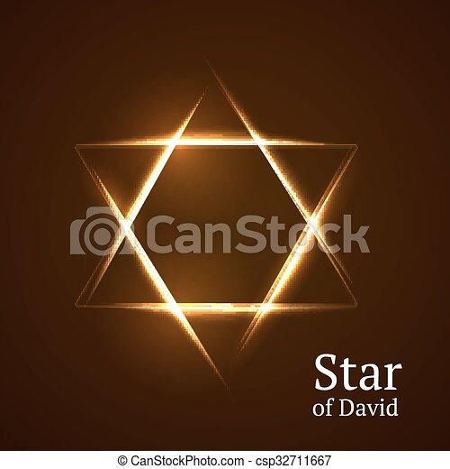 star of David - csp32711667