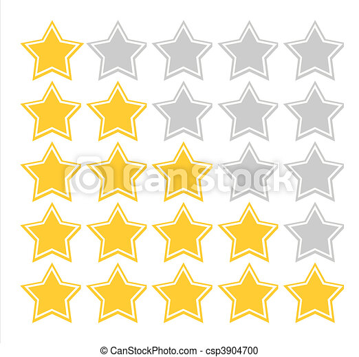 Star quality rating - csp3904700