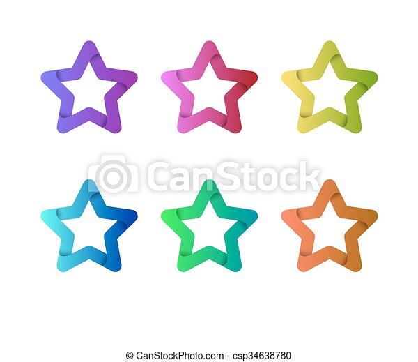 star vector logo template star emblem celebrity star champion rating star star symbol starburst logo success star icon logotype best of the best