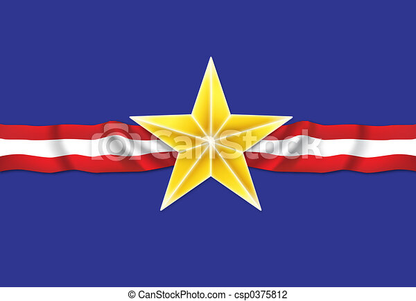 Star Veterans Usa United States Military Symbol Clipping Path