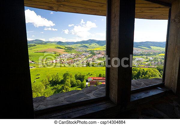 Stara Lubovna Castle, Slovakia  - csp14304884