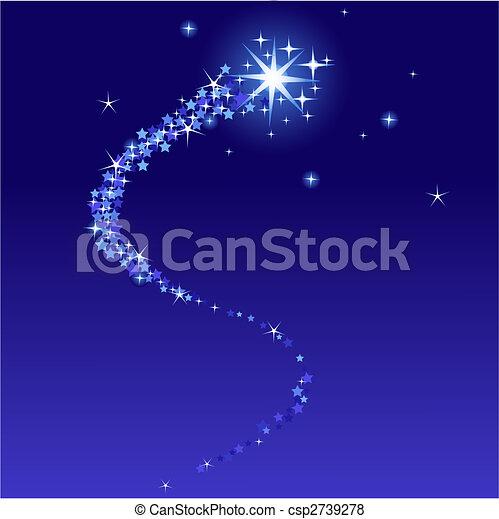 Stardust - csp2739278