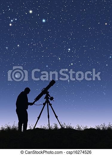 stargazer - csp16274526